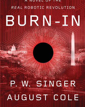 Burn In by P.W. Singer and August Cole