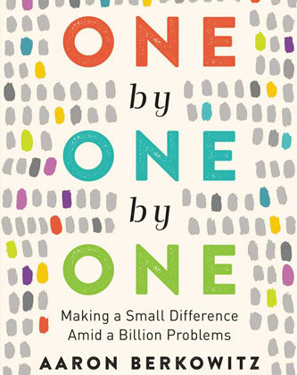 One by One by One by Aaron Berkowitz
